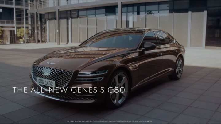 THE ALL-NEW GENESIS G80 – HIGHLIGHT(ENG) | GENESIS