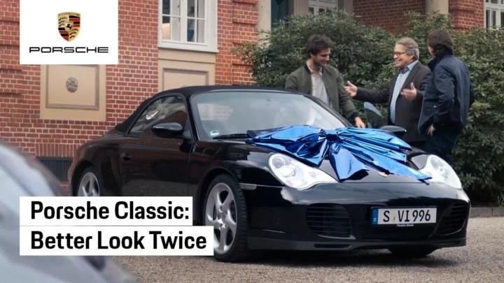 Porsche Classic – Better look twice