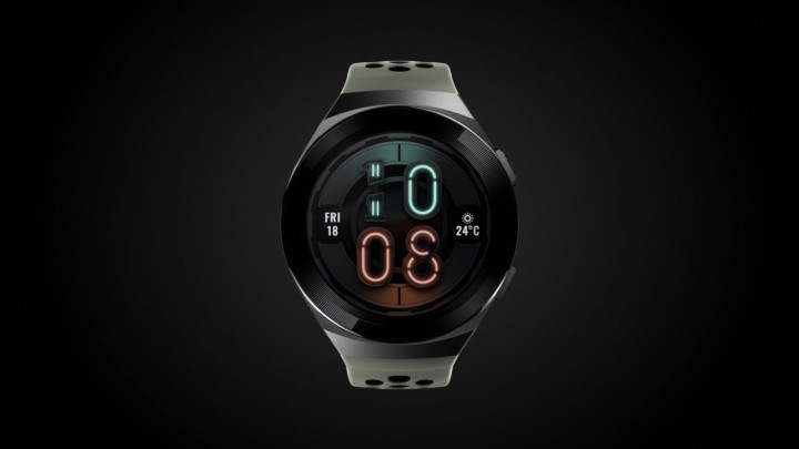 HUAWEI WATCH GT2e – Combination of Style and Innovation