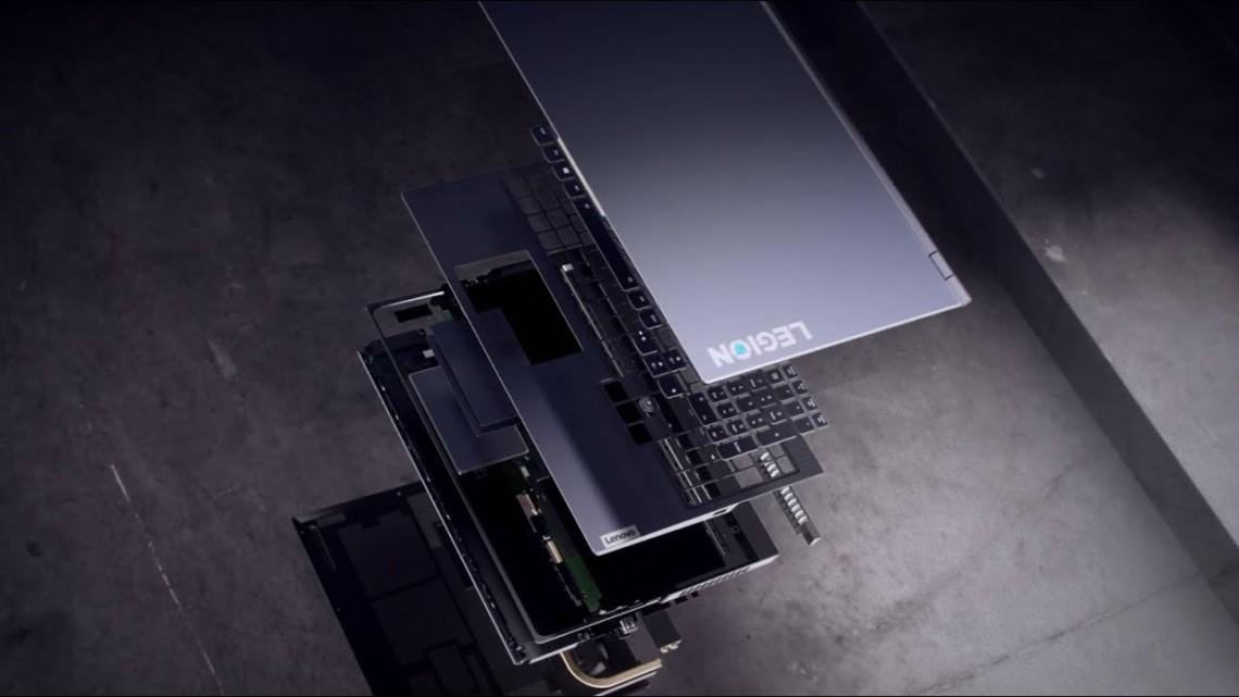 Introducing Lenovo Legion 7i