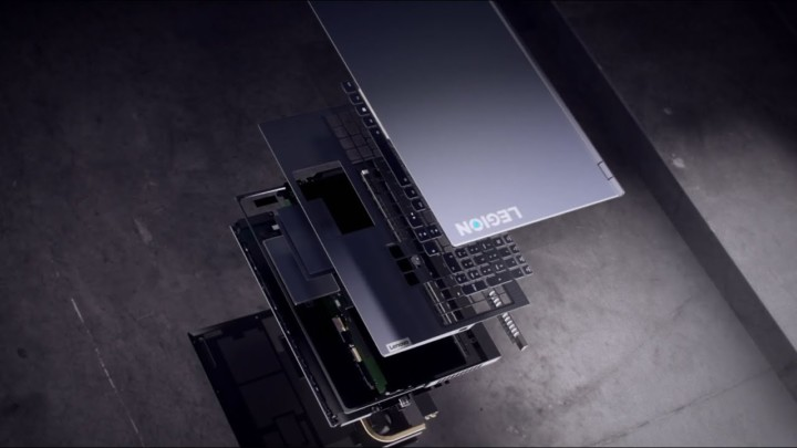 Introducing Lenovo Legion 7i