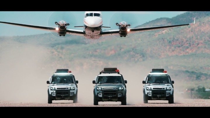 New Land Rover DEFENDER – the Ultimate 4×4 for Adventure