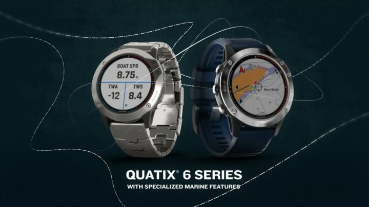 Garmin: Introducing the quatix 6 series