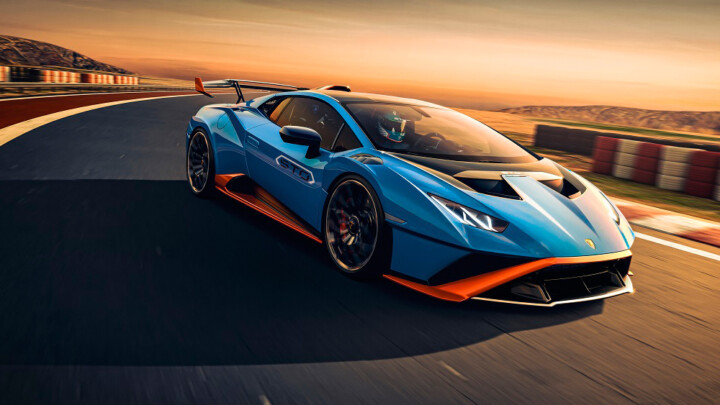 From racetrack to road: the new Lamborghini Huracán STO